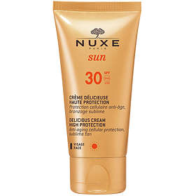 Nuxe Delicious Cream For Face Sun SPF30 50ml