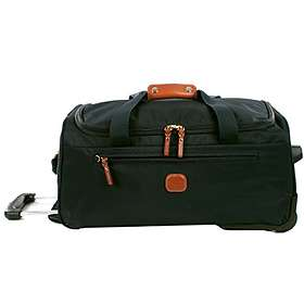 fcbb42e2c5f9 Find the best price on Bric s X-Travel Holdall with Wheels BXL32510 55cm