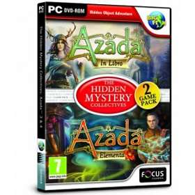 The Hidden Mystery Collectives: Azada 3 & 4 (PC)