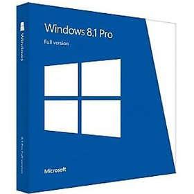 Microsoft Windows 8.1 Pro Nor (64-bit Get Genuine)
