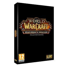 World of Warcraft Expansion: Warlords of Draenor - Collector's Edition