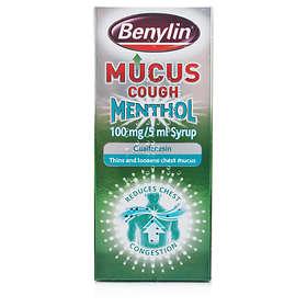 McNeil Benylin Mucus Cough Menthol 100mg/5ml Elixir 150ml