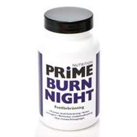 Prime Nutrition Burn Night 90 Kapslar