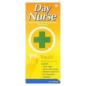 GSK GlaxoSmithKline Day Nurse Cold & Flu Elixir 240ml