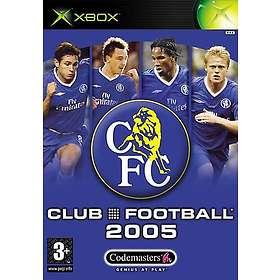 Club Football 2005: Chelsea (Xbox)