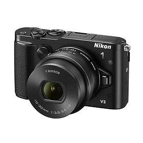 Nikon 1 V3 + 10-30/3,5-5,6 VR PDZ
