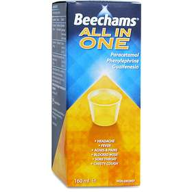 GSK GlaxoSmithKline Beechams All in One Elixir 160ml