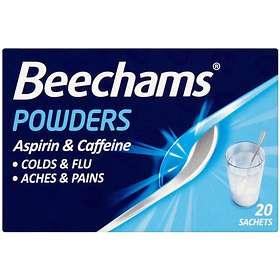 GSK GlaxoSmithKline Beechams Powders Pulver 20pcs