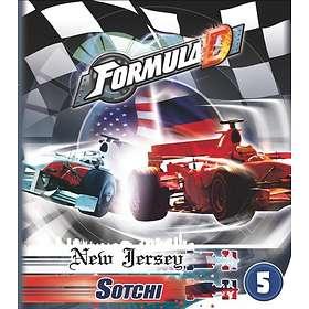 Formula D Circuits 5: New Jersey & Sotchi (exp.)