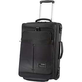 Samsonite CityVibe Laptop Duffle Bag with Wheels Expandable 55cm
