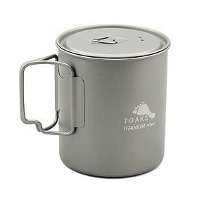 Toaks Titanium Pot 0,75L