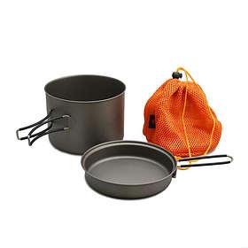 Toaks Titanium Pot With Pan 1,6L