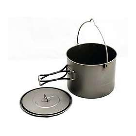 Toaks Titanium Pot With Bail Handle 1,3L