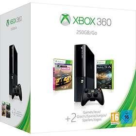 Microsoft Xbox 360 E 250GB (incl. Forza Horizon + Halo 4)