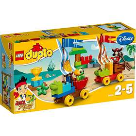 LEGO Duplo 10539 Strandkapplöpning