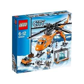 LEGO City 60034 Arctic Helicrane