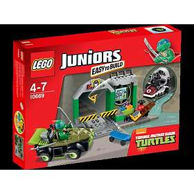 LEGO Juniors 10669 Turtle's Lair