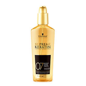 Schwarzkopf Supreme Keratin 07 Boost Shine Drops 75ml