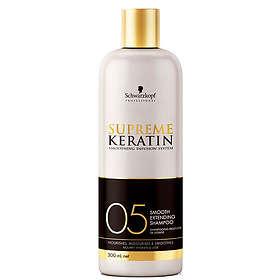Schwarzkopf Supreme Keratin Smooth Extending Shampoo 05 300ml