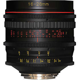 Tokina AT-X 16-28/3,0 Cine for Canon