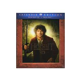 The Hobbit: An Unexpected Journey - Extended Edition (3D) (FI)