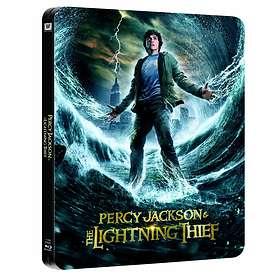 Percy Jackson & The Lightning Thief - SteelBook (UK)
