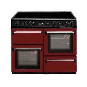 Leisure Cookmaster 100 Ceramic (Red)