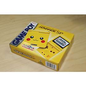 Nintendo GameBoy Advance SP - Pikachu Limited Edition