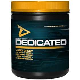 Dedicated Nutrition Vaso Grow 250 Capsules