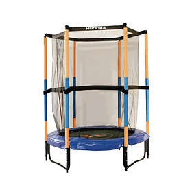 Hudora Trampoline with Safety Net 140cm