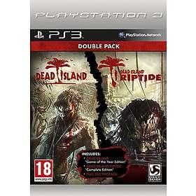 Dead Island + Dead Island: Riptide - Double Pack (PS3)