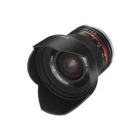 Samyang 12/2,0 NCS CS for Fujifilm X