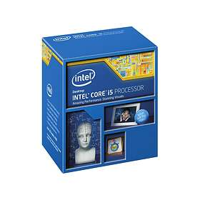 Intel Core i5 4460 3,2GHz Socket 1150 Box