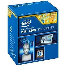 Intel Xeon E3-1231v3 3,4GHz Socket 1150 Tray