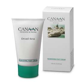 Canaan Cosmetics Dead Sea Nourishing Foot Cream 125ml
