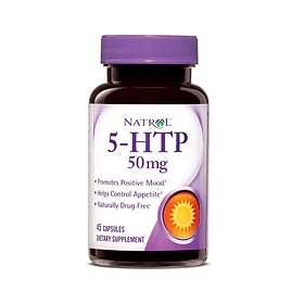 Natrol 5-HTP 50mg 60 Kapslar