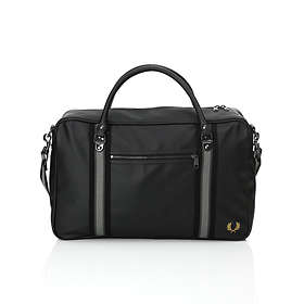 Fred Perry Pique Texture Overnight Bag
