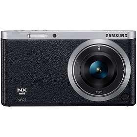 Samsung NX Mini + 9,0/3,5