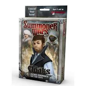 Plaid Hat Games Summoner Wars: Cloaks Second Summoner (exp.)