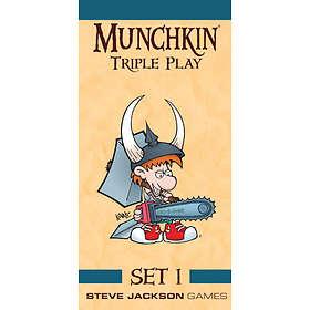 Steve Jackson Games Munchkin Triple Play: Set 1 (exp.)