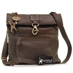 Catwalk Collection Handbags Leather CrossBody Bag Dispatch