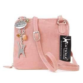 Catwalk Collection Handbags Leather Crossbody Bag Lena