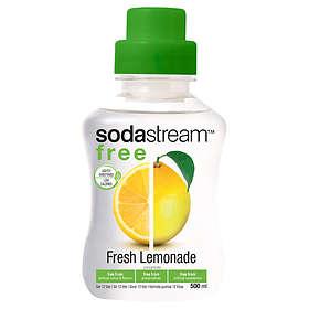SodaStream Sugar Free Fresh Lemonade 500ml