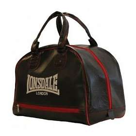 Find the best price on Lonsdale Classic Leather Holdall  89587ae492957