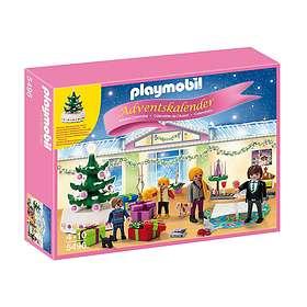 Playmobil Christmas 5496 Julrummet Advent Calendar 2014