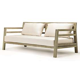 Ethimo Costes Loungesoffa (3-sits)