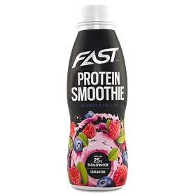 Fast Sports Nutrition Natural Protein Smoothie 330ml
