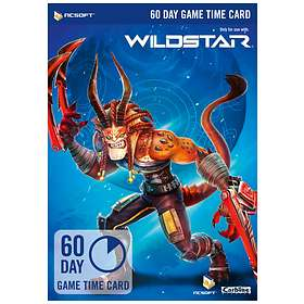 Wildstar - 60 Days Game Card