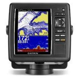 Garmin GPSmap 557xs (Excl. transducer)