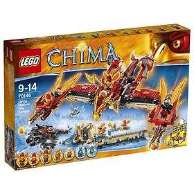 LEGO Legends of Chima 70146 Flying Phoenix Fire Temple
